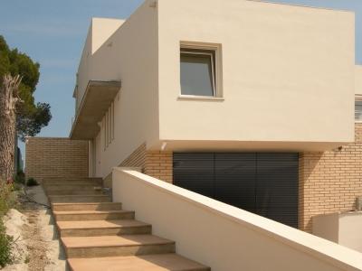 Habitatge Unifamiliar Aïllat a Sant Pere de Ribes, Barcelona