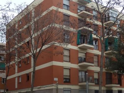 Rehabilitació energètica edifici habitatges, Barcelona