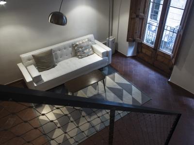 Reforma d'habitatge al Barri Gòtic, Barcelona
